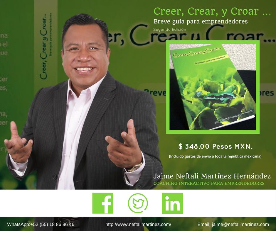 Creer Crear y Croar - Breve Guia para Emprendedores 03
